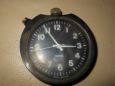 Vintage Smiths Stop Watch Wind Up *free Post*