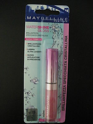 gloss watershine brillance mirroir  N°208 / 502  Gemey Maybelline