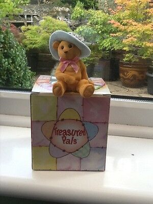 """Treasured Pal """" Madeline """" year 2000 collectables figurine with certificate BNIB"""