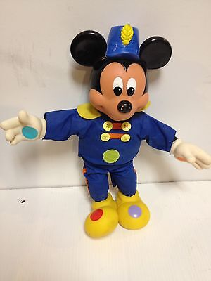 Musical Mickey Mouse Doll