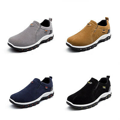 Men's Sports Shoes Outdoor Breathable Casual Sneakers Running Walking Shoes