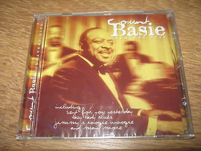 Count Basie - Greatest Hits (Cd Album 2001) 20 Tracks Brand New & Sealed