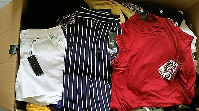 Wholesale Pallet of 288 High End Womens Apparel Clothing Mix Brands Sizes Styles