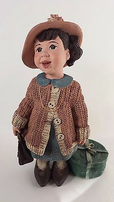 Sarah's Attic Limited Edition Katie Shapping #4804 1997