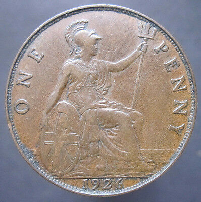 1926 GB George V Penny S.4051 (p54)