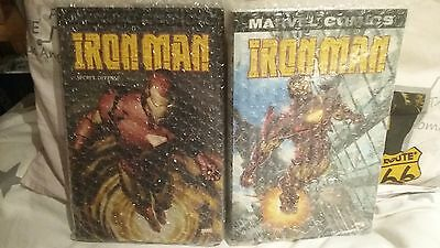MARVEL MONSTER - Iron Man - Tomes 1 et 2 en VF et TBE
