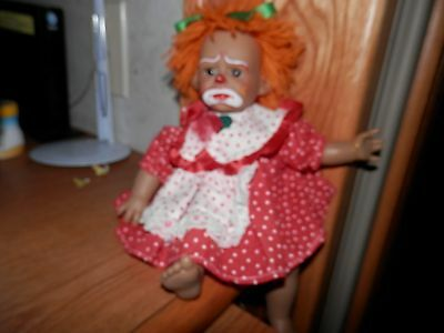 """Panre Expressions Aa  Baby Girl Doll 10"""" Tall So Cute"""