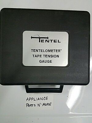 Tentel Tentelometer Tape Tension Gauge T2 Free Shipping