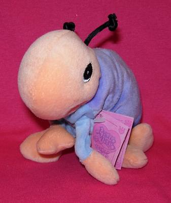 Precious Moments Tender Tails BEETLE  Plush Bug  New With Tags