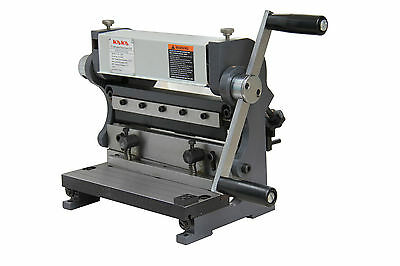 Kang Industrial 200mm combination shear brake roll 3 IN 1 machine