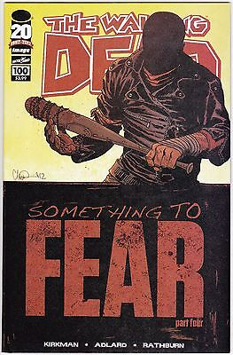 The Walking Dead 97, 98, 99, 100x8, 101 & 102 1st Prints Something to Fear 1-6