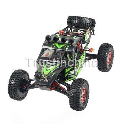Feiyue FY03 Eagle-3 1/12 2.4G 4WD Remote RC Off-Road Truck Desert Car Green