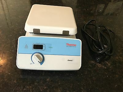 "Thermo Scientific Hot Plate Cimarec HP88857100 7"" x 7"" Ceramic+ 120VAC"
