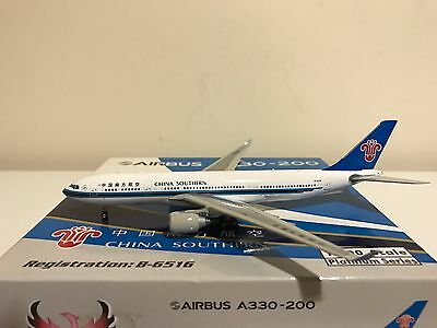 Phoenix 1:400 China Southern Airlines A330-200 B-6516 *brand New*
