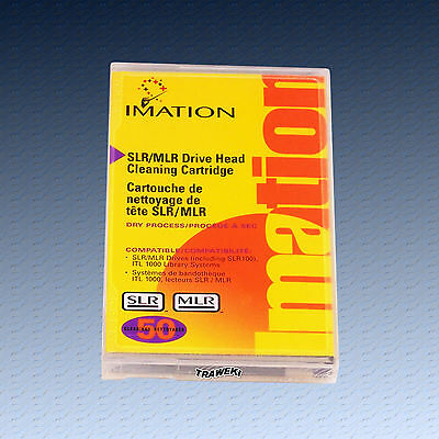 Imation 12094, SLR/MLR, Dry Cleaning Cartridge, Reinigungskassette, NEU & OVP