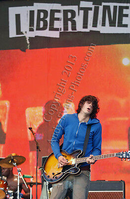 The Libertines performing live at Reading Festival photo picture poster print