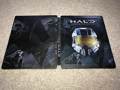 Halo Master Chief Collection Limited Edition Steelbook Case - Xbox One