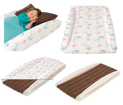Baby Travel Air Bed Toddler Portable Cot Sleeping Bag Kids Camping Home Bed