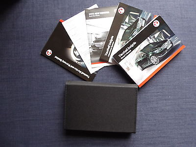Vauxhall Insignia 2013-2015 Handbook Owners Manual & Blank Service Book & Wallet