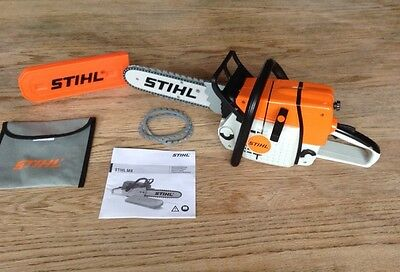Stihl Ms Toy Chainsaw With Sounds & Motion 0464 934 0000 Genuine Vgc