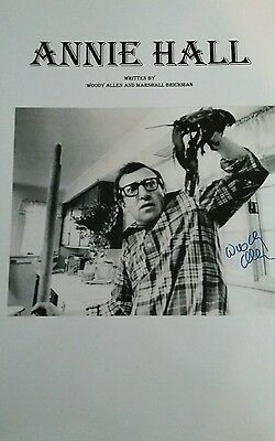 Script  Screenplay  Annie Hall Woody Allen 119 Pages