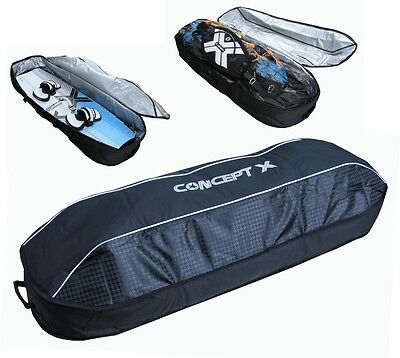 Concept X Sac Kiteboard Discovery Léger 165 Kite de voyage Auglich d'inondation