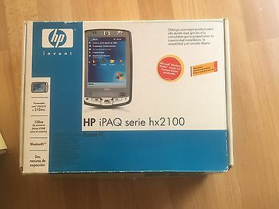 5x HP iPAQ HX2700 Series HX2795B Handheld - Warranty - Wholesale Lot (FA676B#ABA