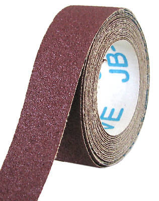 "1 Pack Super Fine 400 Grit Keen JWT 1-1/2""X50YDS SHOP ROLL sandpaper #77242"