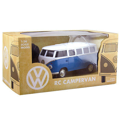 8x Brand New - VW Remote Controlled Campervans - Wholesale Lot Toys