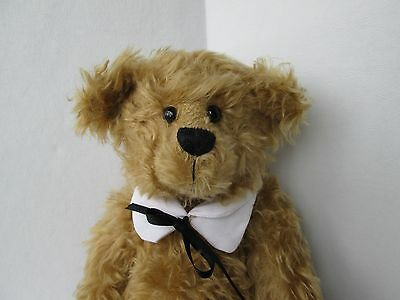 Dean's Rag Book Company Yes/No Mohair Bear Wendall by Barbara Sixby