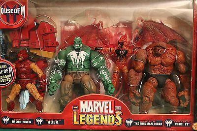 Marvel Legends House of M Box Set (2006)