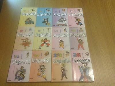 BD Dragon ball Manga Lot de 12 bd