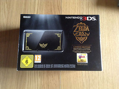 Nintendo 3Ds Zelda Collector Ocarina Of Time (Neuf)