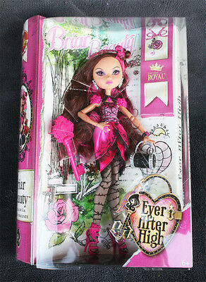 EVER AFTER HIGH, BRIAR BEAUTY (Daughter of Sleeping, BELLA DURMIENTE). BRAND NEW