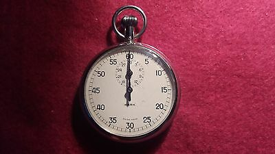 Park Watch Co. 30 minute stopwatch. Swiss Made.