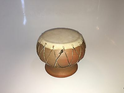 Ceramic doumbek traditional medieval antique darbuka goblet drum