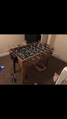 Mightymast Football Table, Pool Table, Ping pong