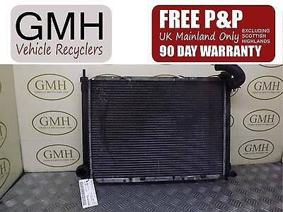 Nissan Note 1.5 Diesel Engine Cooling Water Radiator With Ac 2004-2013¿*