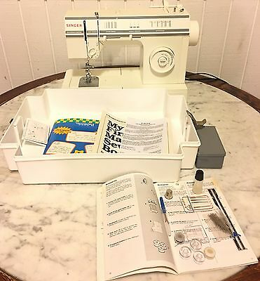 SINGER SEWING MACHINE 40C 40 StitchFunction And Electronic New Singer Sewing Machine 57817c