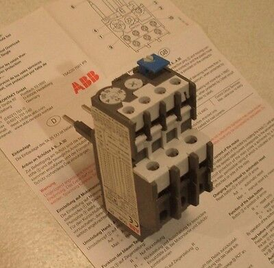 ABB Thermal overload relay TA 25 DU