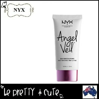 NYX ANGEL VEIL SKIN PERFECTING PRIMER AVP01 Smooth Satin Finish Foundation