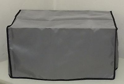 HP OfficeJet Pro Printer 6978 Silver Nylon Dust Cover -18.75''W x 16''D x 9''H
