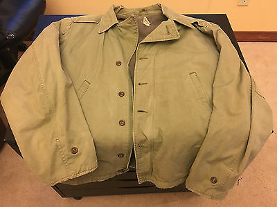 WW2 American M41 Jacket - Original - size 44