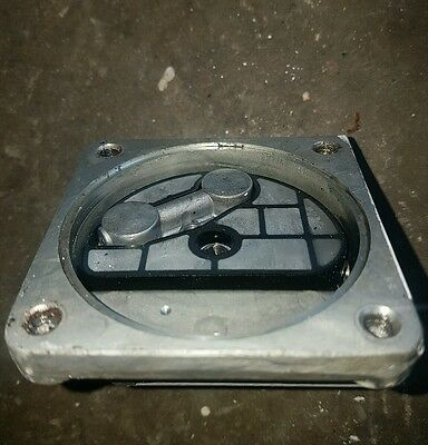 Evinrude johnson outboard motor tilt trim valve body / pump 0435343 435343