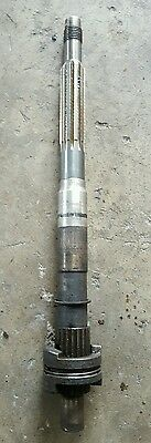 25hp yamaha outboard motor gearbox propeller shaft 6L2-45611-00-00 warranty