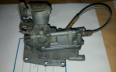 9.5hp evinrude johnson outboard motor Carburetor / carby