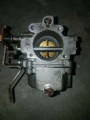 25hp 35hp Evinrude johnson outboard motor Carburetor carby