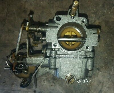 25hp Evinrude johnson outboard motor Carburetor carby
