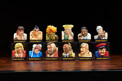 STREET FIGHTER II Trading Figure Makegao Collection Vol.1 12Pack BOX