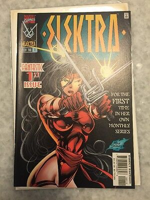 Elektra 1 and 2. NM- Copies.